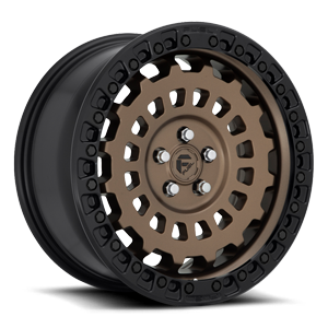 Zephyr - D634 Bronze w/ Black Lip 5 lug