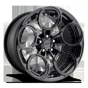 Rotiform ZRH 5 Gloss Black