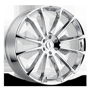 Status Wheels Goliath 6 Chrome