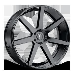 Status Wheels S838 Journey 6 Gloss Black