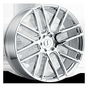 Status Wheels Rogue 6 Chrome