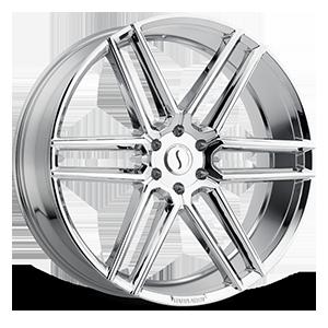 Status Wheels Titan 6 Chrome