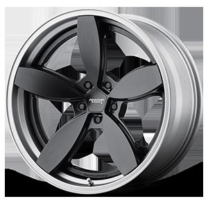 American Racing Custom Wheels VN900 200-X 5 Matte Black