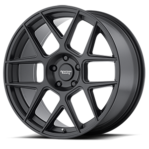 American Racing Custom Wheels AR913 Apex 5 Satin Black