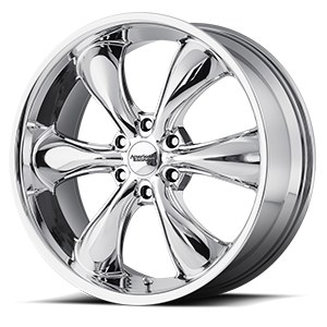 American Racing Custom Wheels AR914 TT60 Truck 6 PVD Chrome