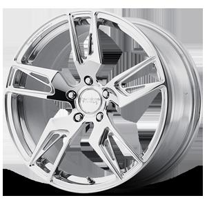 American Racing Custom Wheels VF100 Scalpel 5 Polished
