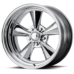 American Racing Custom Wheels VN409 TTO 2 Piece 5 Two-Piece Polished
