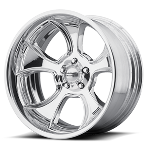 American Racing Custom Wheels VN474 Gasser 5 Two-Piece Polished