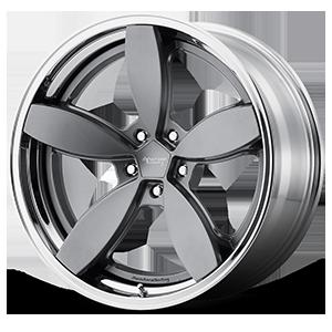 American Racing Custom Wheels VN900 200-X 5 Matte Gray