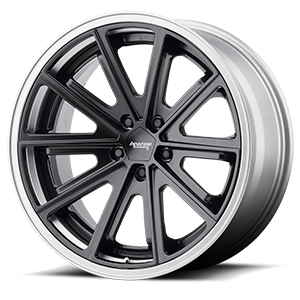 American Racing Custom Wheels VN901 427-X 5 Matte Black