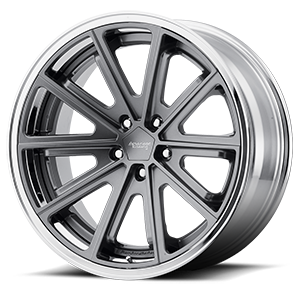 American Racing Custom Wheels VN901 427-X 5 Matte Gray