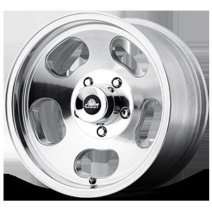 American Racing Custom Wheels VNA69 Ansen Sprint 5 Polished