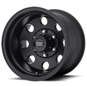 American Racing Custom Wheels AR172 Baja 6 Satin Black