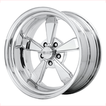 VF542 Polished 5 lug
