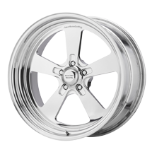 VF534 Polished 5 lug