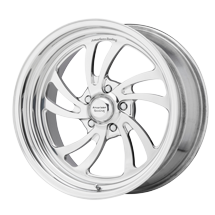 VF536 - Left Polished 5 lug