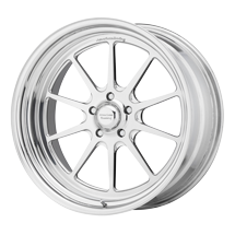VF538 Polished 5 lug