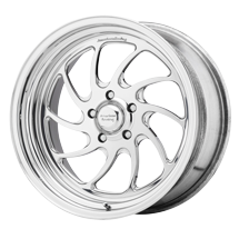 VF539 - Left Polished 5 lug