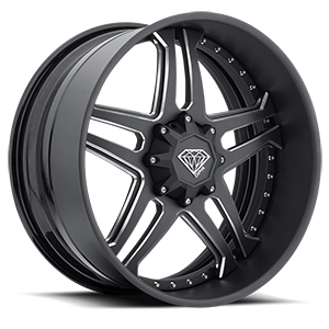DPR Caliber-SS 8 Matte Diamond