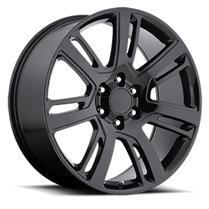 Factory Reproductions Style 48 6 Gloss Black