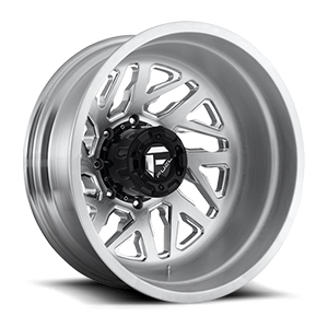 Fuel Dually Wheels FF51D - Rear 8 Paint Prepped