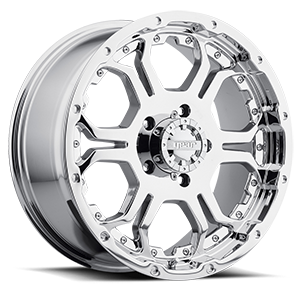 Gear Alloy 715 Recoil 5 Chrome Plated
