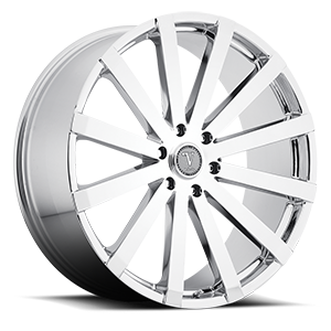 Velocity Wheels VW12 6 Chrome