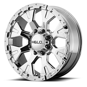Helo Wheels HE878 8 Chrome