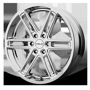 Helo Wheels HE908 6 Chrome