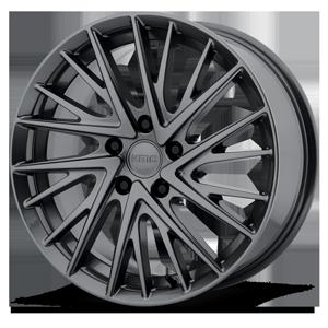 KMC Wheels KM697 Newton 5 Matte Graphite