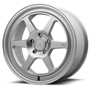 Motegi Racing MR136 5 Hyper Silver