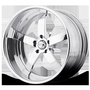 American Racing Custom Wheels VF495 5 Full Polish