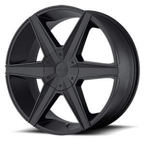 Helo Wheels HE887 6 Satin Black