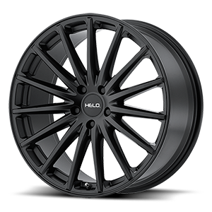Helo Wheels HE894 5 Satin Black