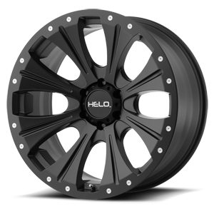Helo Wheels HE901 6 Satin Black