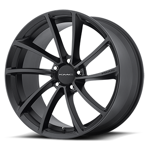 KMC Wheels KM691 Spin 5 Satin Black