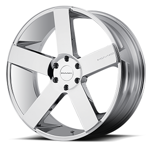KMC Wheels KM690 MC 5 6 Chrome