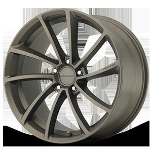 KMC Wheels KM691 Spin 5 Matte Bronze