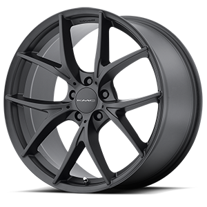 KMC Wheels KM694 Wishbone 5 Satin Black