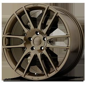 KMC Wheels KM696 Pivot 5 Bronze