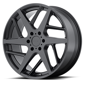KMC Wheels KM699 Two Face 6 Satin Black