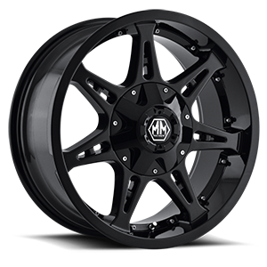 Mayhem Wheels Missile 5 Black