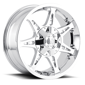 Mayhem Wheels Missile 5 Chrome