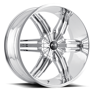 Mazzi 792 Rush 6 Chrome