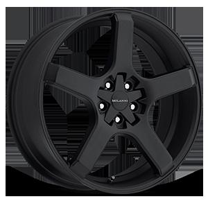 Milanni Wheels 464 VK-1 5 Satin Black