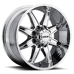 MKW Offroad M89 8 Chrome