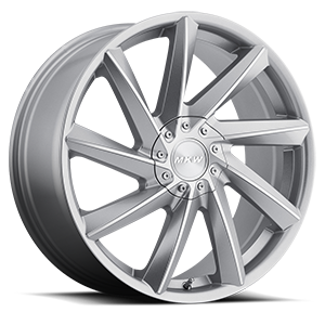 MKW M115 5 Gloss Silver Machined