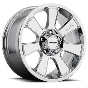 MKW Offroad M90 5 Chrome