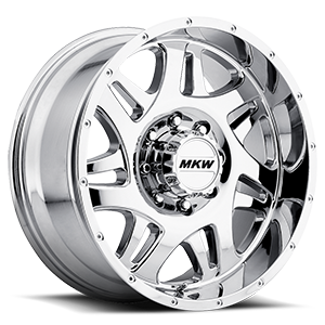 MKW Offroad M91 8 Chrome