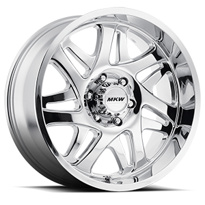 MKW Offroad M91 6 Chrome